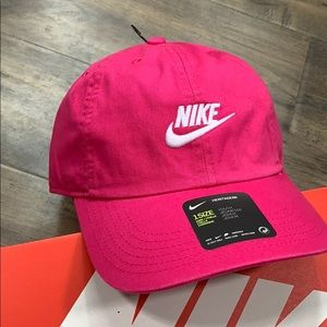 Nike Accessories - NIKE CAP HERITAGE86 YOUTH 1 size pink/white